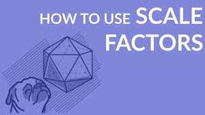 How To Enlarge A Design How To Use Scale Factors To Enlarge And Reduce The Dimensions Of Objects