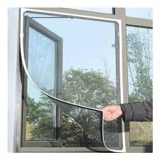 Finebuying Insektenschutz Moskitonetz Tür Fenster Insektenschutz
