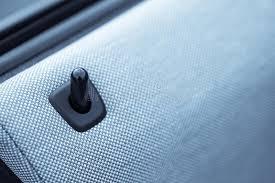 car door lock button. Download Car Door Lock Button Stock Photo. Image Of Electrical - 64308006 E