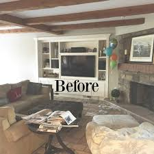 fun living room chairs houzz family room. Modern Farmhouse Family Room Before/After Fun Living Chairs Houzz I