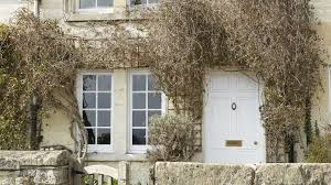 how to strip paint from wood front door in country cottage