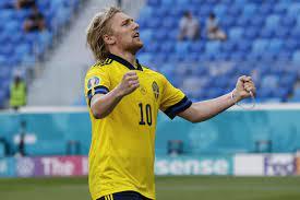 Un rigore di Forsberg e la Svezia batte la Slovacchia