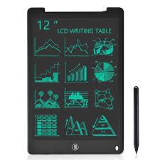 <b>LCD Writing Tablet 10 inch</b> Digital Drawing Electronic Handwriting ...