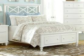 white queen size bed frame. Queen White Size Bed Frame G