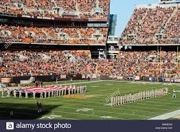Cleveland Brown Stadium Seating Chart Home Of The Cleveland Browns Stock Photos Home Of The