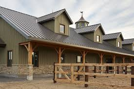 vicwest agricultural metal roofing barn