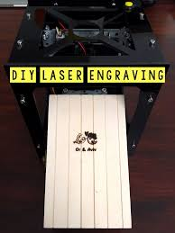 picture of diy laser engraving