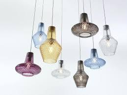 blown glass pendant lights lamp romeo e by kitchen blown glass pendant lights lamp sphere hand mini uk