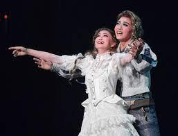 星 組 ロミオ と ジュリエット
