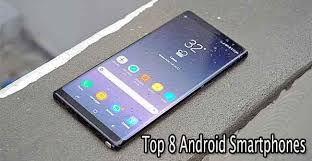 Best Android Smartphones 2017