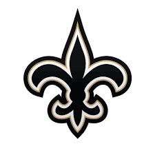 New Orleans Saints Logo transparent PNG - StickPNG