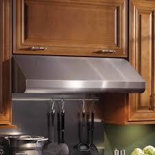 30 Under Cabinet Range Hood Broan 30 120 Cfm Ducted Under Cabinet Range Hood Shell Reviews