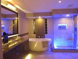 bathroom led lighting. Better Bathrooms With RGB LED Lighting Bathroom Led T
