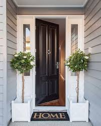 Awesome Entrance Front Doors Best 25 Front Door Entrance Ideas On Pinterest  Diy Make