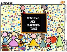 Image result for teachers learning