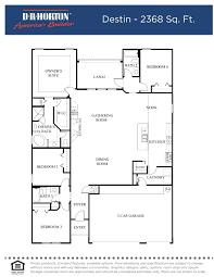 100 dr horton homes floor plans colors