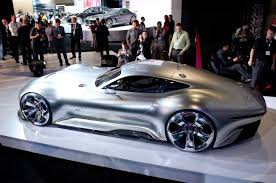 Mercedes-Benz AMG Vision Gran Turismo Concept is Stunning - Motor ...