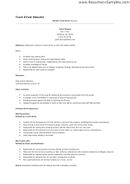 Truck Driver Objective For Resume Here Are Resume For Truck Driver Trucking Resume Trucking Resume 20