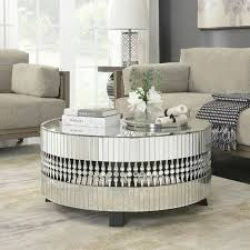 home creative appealing crystal mirrored coffee table coffee table homesdirect365 with regard to appealing mirrored