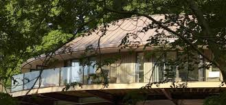Built High Among The Trees Of A Secluded Valley Each Treehouse Is Treehouse Hotel Hampshire