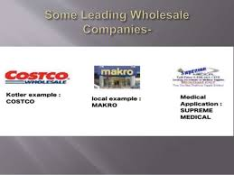Wholesale Trade For Students