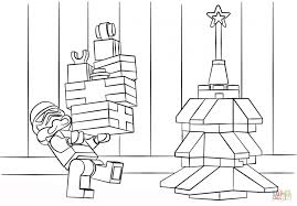 Small Picture Coloring Pages Lego Star Wars Clone Christmas Coloring Page Free