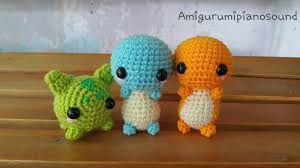 Crochet Pokemon Patterns Cool Decorating