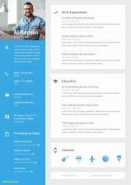 Adobe Resume Template Awesome Adobe Illustrator Resume Template Best Templates 17