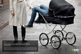 kmd print advert by co pram ads of the world  kmd print ad pram