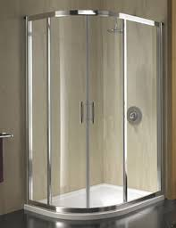 Simple Curved Shower Enclosures Uk And Decorating