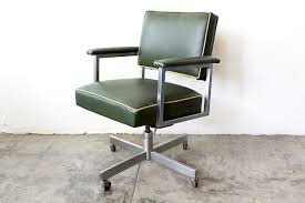 Office chair vintage Herman Miller Sold 1970s Steelcase Office Chair Refinished Green Rehab Vintage Interiors Sold 1970s Steelcase Office Chair Refinished Green Rehab