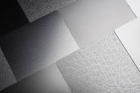 Stainless Steel Sheet Finishes Chart Stainless Steel Finishes Architectural Forms Surfaces