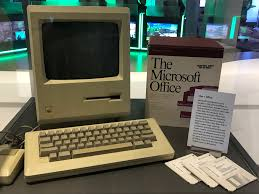 Brown Microsoft Office Theres A Very Good Reason Why Microsoft Has An Original Apple