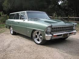 JEGS 1967 Chevy II Nova Wagon | Wagons Ho! | Pinterest | Chevy ...