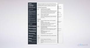 Academic Cv Example Template Writing Guide With 20 Expert Tips