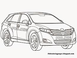 Free Printable Police Car Coloring Pages 8 Image Cop Car Coloring