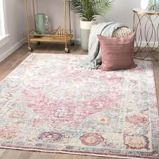 lily white desert rose area rug bungalow ford