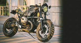 cafe racer dreams this custom bmw r1200s is an animal thrillist