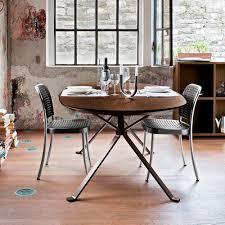 Moderner Esstisch Glas Aus Eiche Oval Revo Homeoffice Manerba