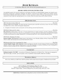 Sample Resume For Online English Teacher Beautiful Resume Sample Online English Teacher Contemporary Entry 16