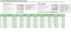 Amortization Schedule Formula Rome Fontanacountryinn Com