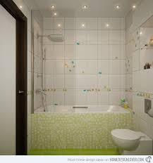 Mosaic Bathroom Designs Interior Cool Ideas