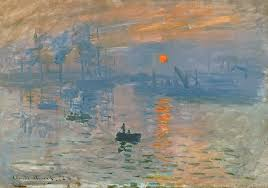 impressionism essay tips about art history impressionist painting by claude monet of sunrise