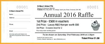 Template For Raffle Tickets To Print Free Free Template To Make Raffle Tickets Seall Co