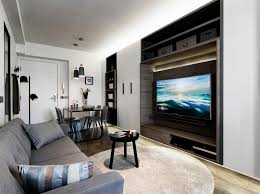Wall Hung Cabinets Living Room Proof That In A 480 Sq Ft Hong Kong Flat Less Is More Post