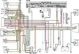 basic wiring diagram for kawasaki drag bike wiring diagram simple motorcycle wiring diagram