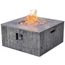 bond propane outdoor fire table 50