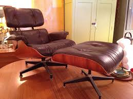 Eames Lounge And Ottoman ...