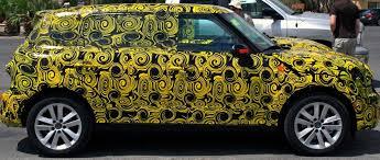 secret cars kept under wraps in public