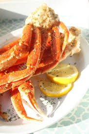 Easy Baked Crab Legs Recipe